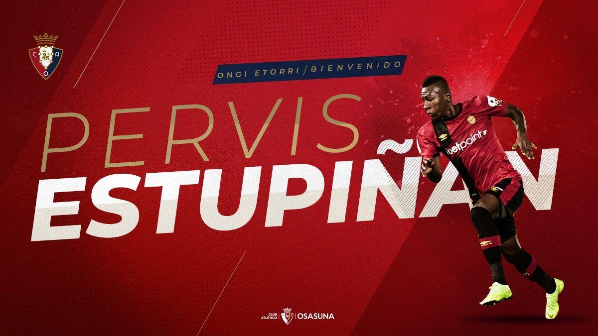 Pervis Estupiñan
