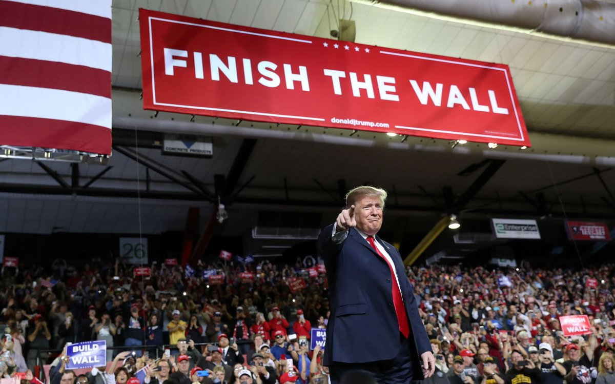 Americans have given $25 million to a fundraiser called We Build the Wall, hoping that private crowdfunding can help build Trump's pet project. But those efforts have been beset by regulatory concerns and some complaints https://reut.rs/2NKbOJ5