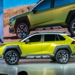 Image for the Tweet beginning: Name the #Toyota concept SUV