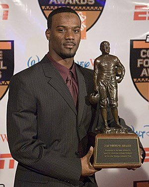 Did you know?  In 2006, @AaronRoss31 was awarded the @jimthorpeaward, celebrating him as the Nation's Best Defensive Back!  Join Aaron at #ReclaimingYouthSports19 on Aug. 3rd.  Get your tickets here 👇https://reclaimyouthsports19.eventbrite.com