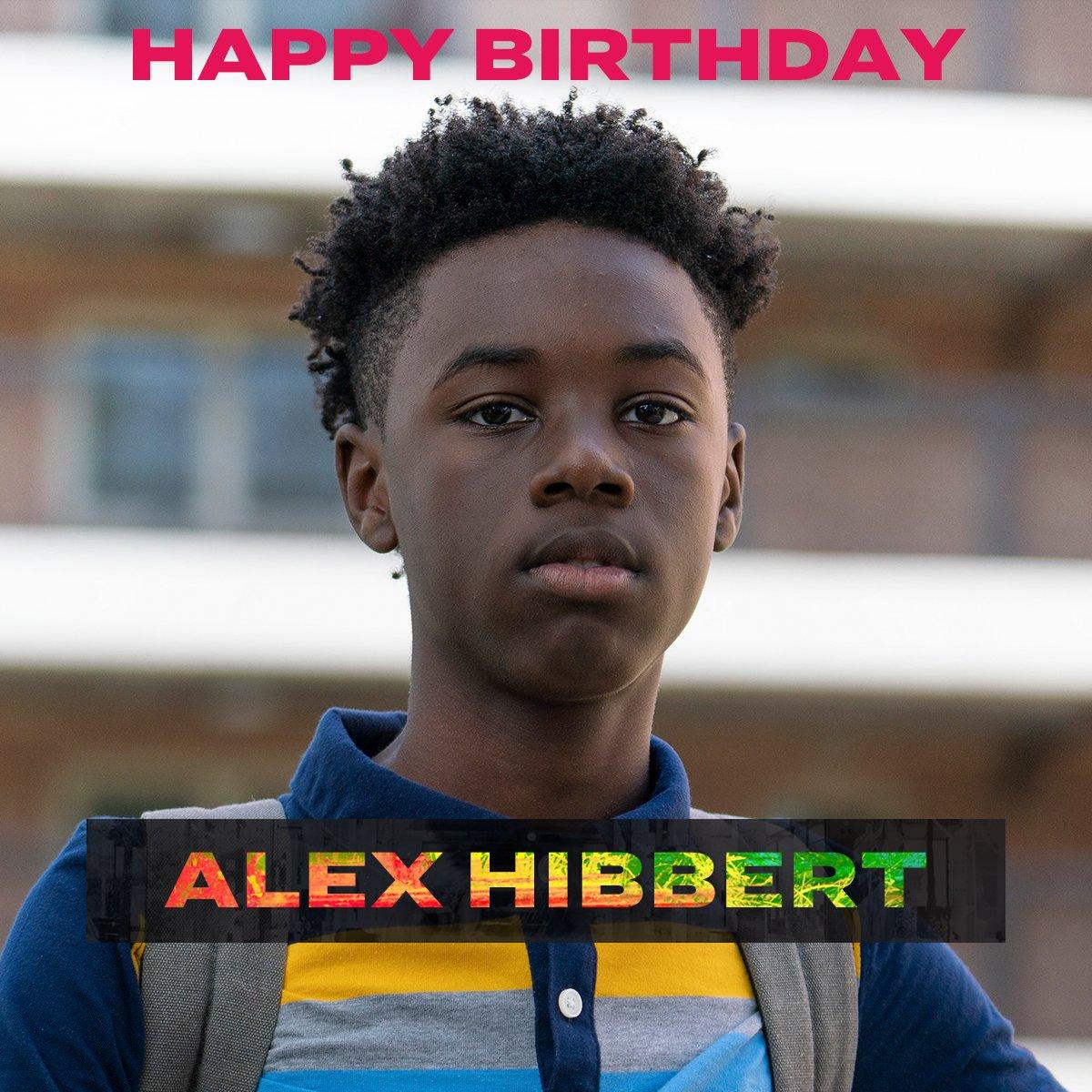 Sendin' love to Alex Hibbert for his birthday today! ❤️🎉
