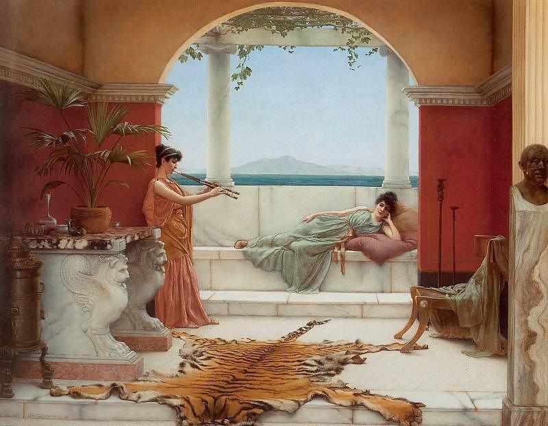 расскажи какая какие греки в постели всем этом триллере