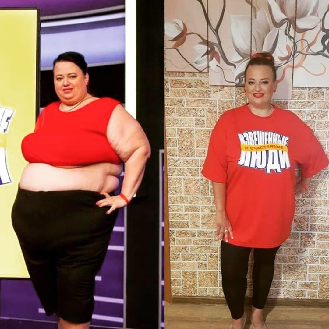 Шоу О Похудении Толстяков. Победители шоу Взвешенные Люди снова толстеют