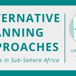 Image for the Tweet beginning: #Africancities require new, context-specific planning