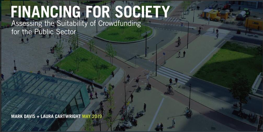 "We're proud to be part of the @BaumanInstitute and @AbundanceInv team behind the report.   View ""Financing for society"" here: https://t.co/DXnatyKgxz or for more information contact @lp_rosiepearson on Rosie.Pearson@local.gov.uk"