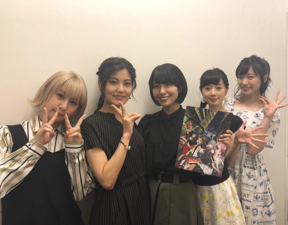 剧场版《BanG Dream! FILM LIVE》释出前售卷、剧场物贩、剧中歌曲精选集、来场特典等情报 动漫资讯 第8张