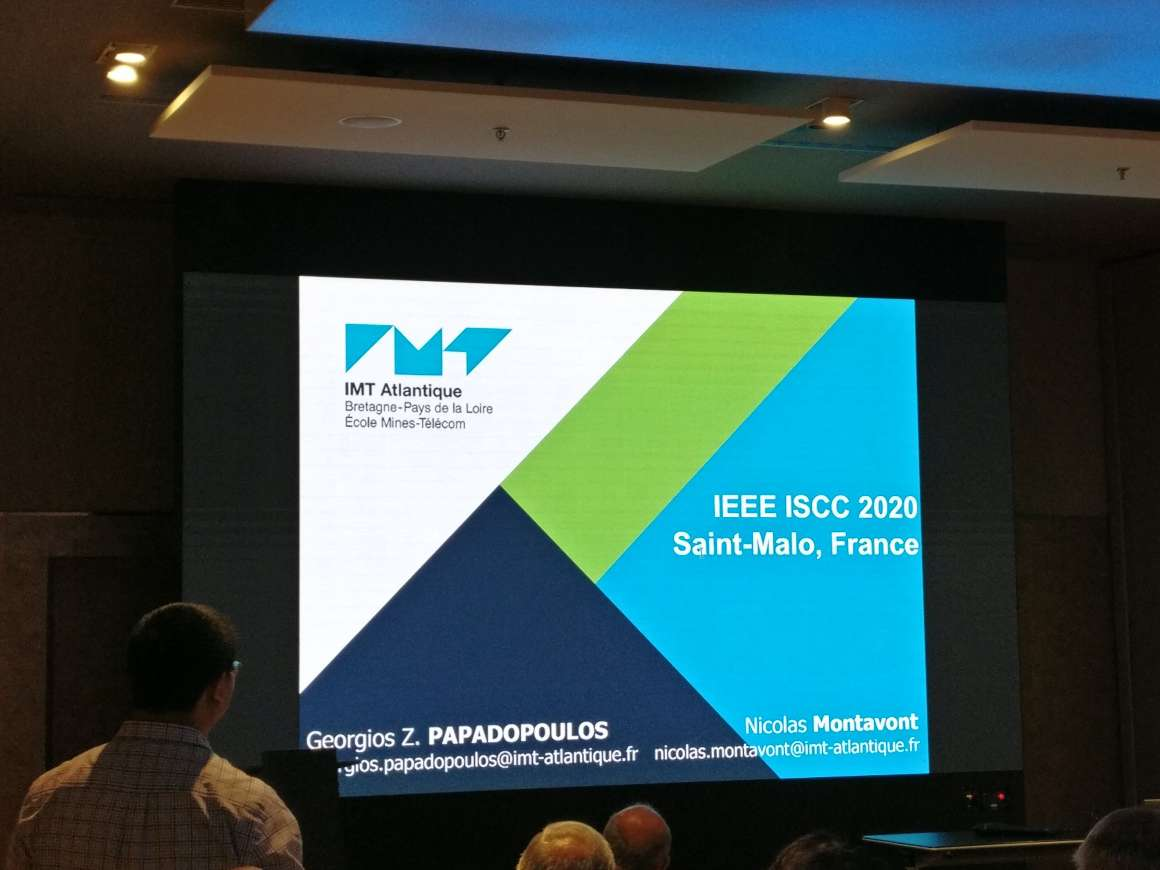 It is official! #IEEE #ISCC2020 will take place in #StMalo, #France and will be organized by @IMTAtlantique, many thanks to the Steering Committee! @IEEE @ieeeiscc @SaintMaloVille #IEEEISCC #SaintMalo #Bretagne<br>http://pic.twitter.com/tu6x4TDKa5