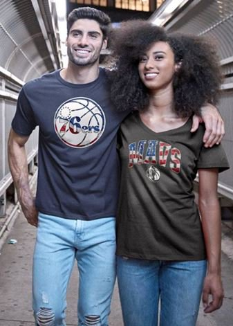 Celebrate #July4th with the Stars & Stripes collection http://on.nba.com/2RRUlN4
