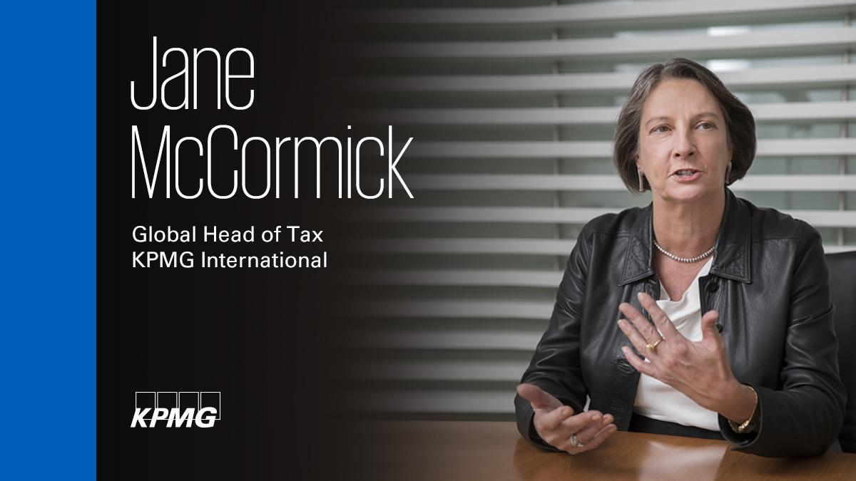 Jane McCormick - KPMG Global
