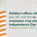 Image for the Tweet beginning: Happy Fourth of July Weekend!