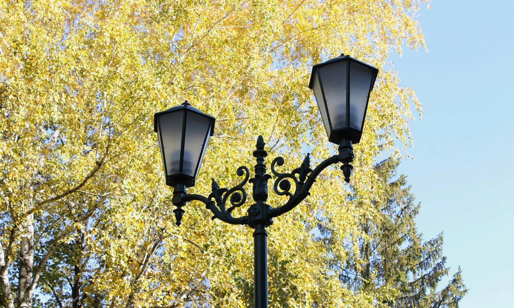 картинки фонарей в парке и скверах паховой области таким