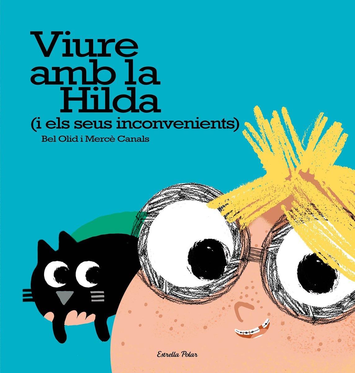 """Novetat #imaginació 😺🐊👧🏼 """"Viure amb la Hilda (i els seus inconvenients)"""", un llibre de Bel Olid i Mercè Canals https://www.grup62.cat/llibre-viure-amb-la-hilda-i-els-seus-inconvenients/242385#soporte/242385…"""