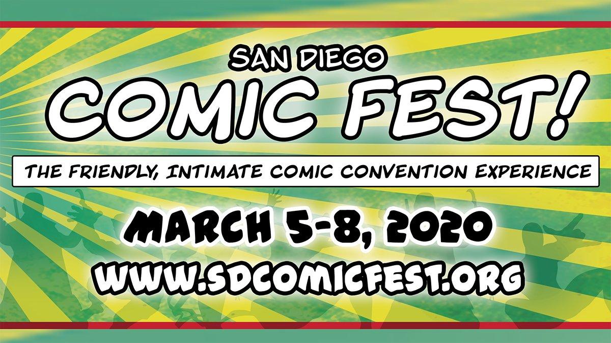 Best Comic Books 2020 San Diego Comic Fest (@sdcomicfest) | Twitter