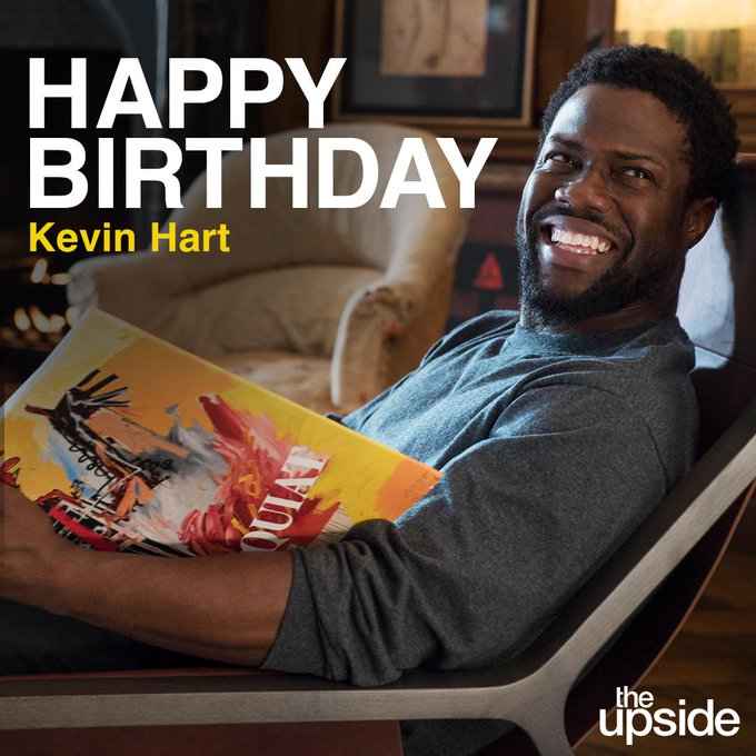 Happy birthday to the ideal caretaker, Kevin Hart!