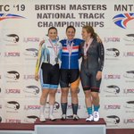 Precious metal mining action at the British Masters National Track Championship 2019 last weekend: scratch race win and a silver for the individual pursuit! #TORQFuelled