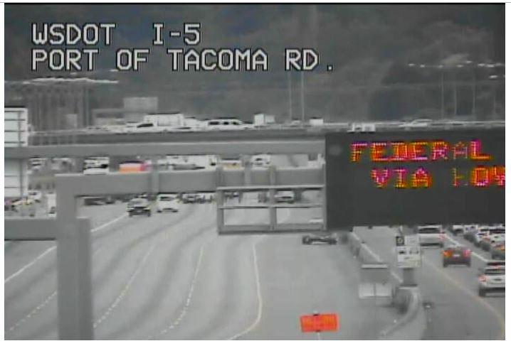 WSDOT Tacoma Traffic on Twitter: