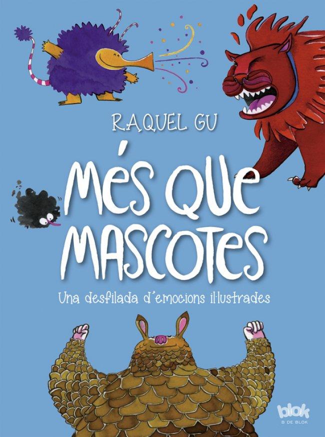 """Novetat #emocions 😆😭😡 #poemes 🗣️ #imaginació 💭 """"Més que mascotes: una desfilada d'emocions il·lustrades"""", un llibre de Raquel Gu https://www.megustaleer.com/libros/ms-que-mascotes-una-desfilada-democions-illustrades/MES-089969…"""