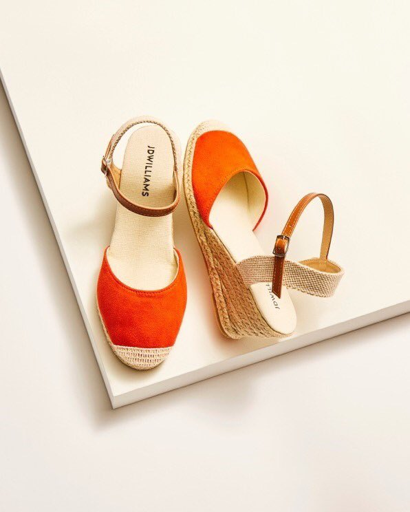4928db365fd ... a chance to WIN a pair of these gorgeous wedge espadrilles! Head over  to our Instagram to enter: http://bit.ly/jdwinstagram pic.twitter .com/OJDrGSR7OY