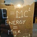 Image for the Tweet beginning: QED #feynman #einstein #beansilly #rageagainstthecuisine