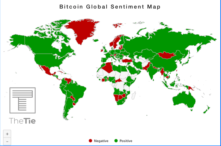 Geographic Breakdown of Crypto Twitter