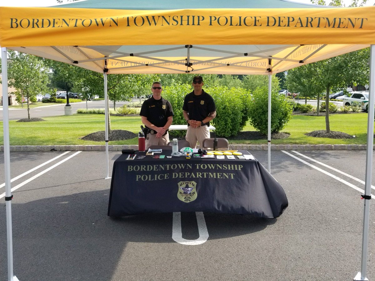 Bordentown Township Police - @township_police Twitter