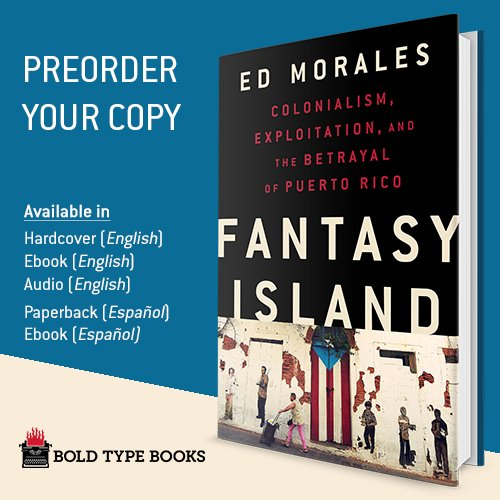 Ed Morales (@SpanglishKid) | Twitter