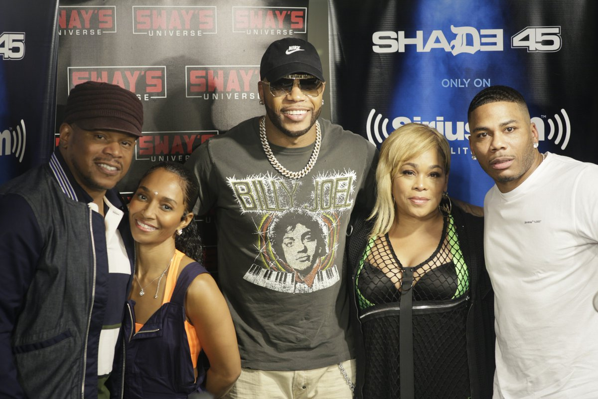 who is nelly with now