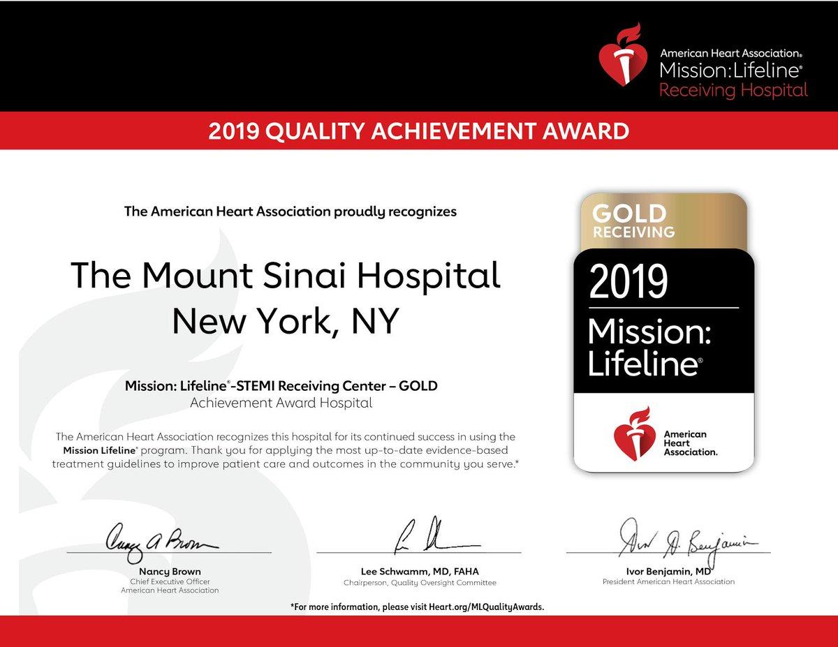 Mount Sinai Heart (@MountSinaiHeart) | Twitter