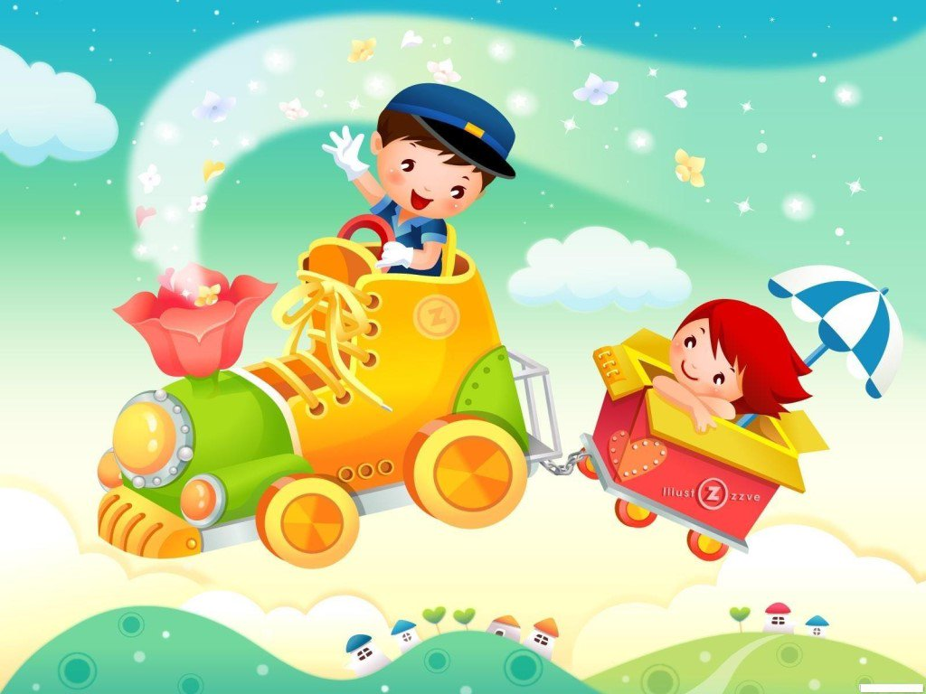 Веселые картинки детский сад