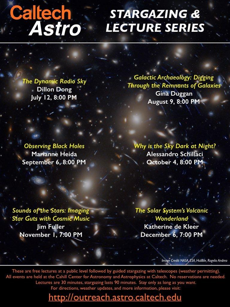 Caltech Astro Outreach (@CaltechAstro) | Twitter