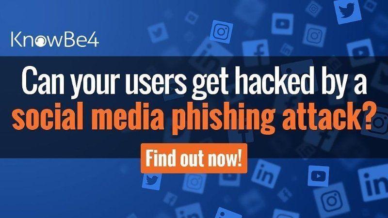 phishingattacks hashtag on Twitter