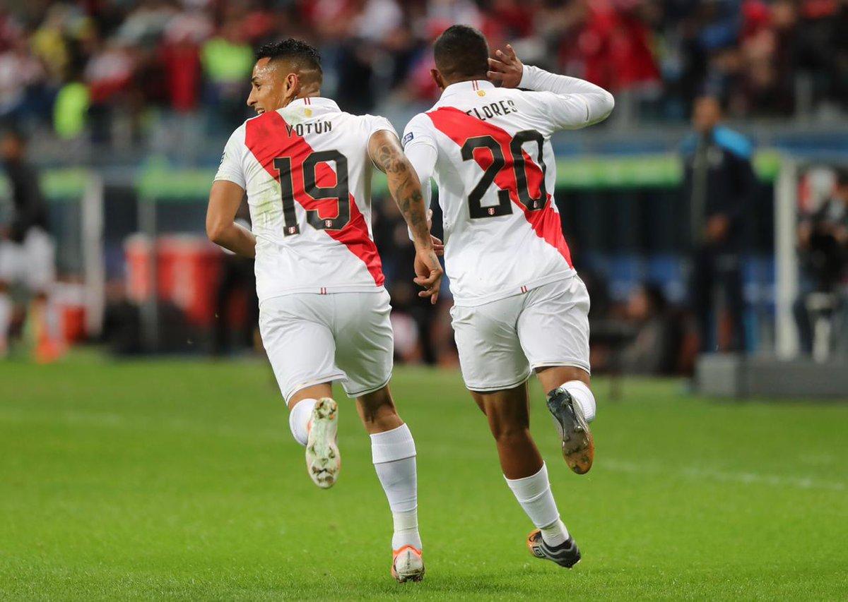 Сборная Перу сенсационно разгромила Чили и впервые за 44 года сыграет в финале Копа Америка - изображение 1