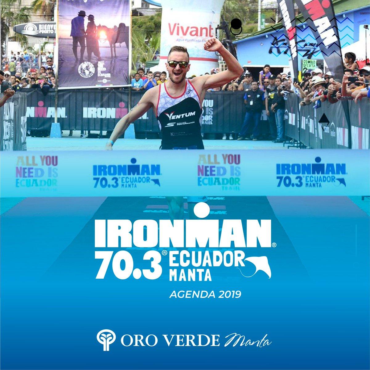 En esta nueva edición del Ironman Manta 70.30 te esperamos para juntos compartir días llenos de relax y confort acompañados de una amplia y exquisita variedad gastronómica. Conoce la Agenda Ironman Manta 70.30  #Ironman7030 #Manta #OroVerdeManta https://t.co/aLv6bcl4OS