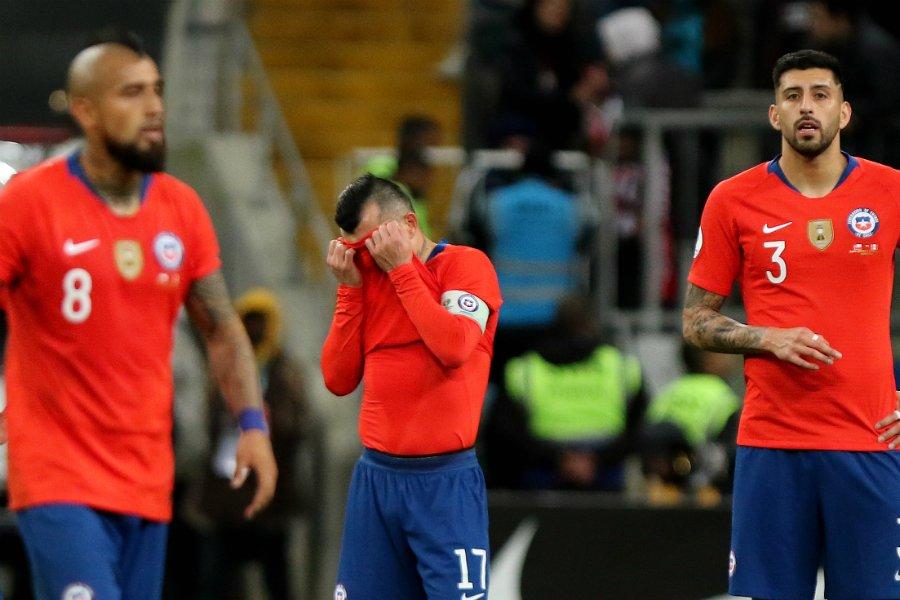 Сборная Перу сенсационно разгромила Чили и впервые за 44 года сыграет в финале Копа Америка - изображение 4