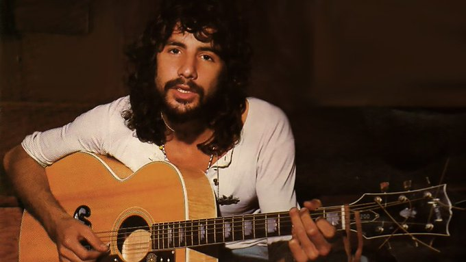 Happy birthday, Comment below with your favorite Cat Stevens song.