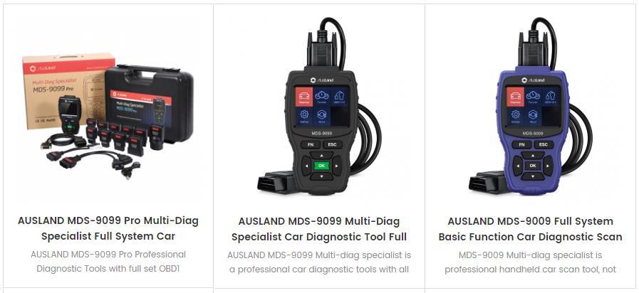 AusLand Car Diagnostic Scanner (@AuslandCn) | Twitter