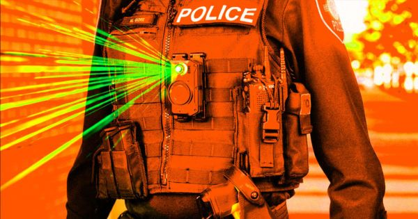 Police body camera maker decides against using #FacialRecognition. (Futurism) #Technology #PublicSafety #Privacy  https://buff.ly/2X8t8eO