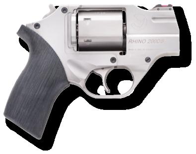 『守護神  山科アオイ』第54話 世津奈が左手でスカートをまくりながら、右手で、右ももに巻いたホルスターから小型のリボルバーを抜く。銃を水平に構えて、壁の一点に狙いをつける。 #深夜プラス1 #ChiappaRhino  …