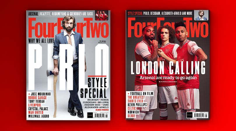 FFT 302 OUT NOW In this issue we celebrate football's most stylish players, from Andrea Pirlo to Laurie Cunningham. We went inside Arsenal to learn their plans for 2019-20 and visited Mexico to watch Monterrey's biggest ever derby, plus much more...  ➡️https://t.co/QYpZwuzpMX https://t.co/OEdZmY4Ndo