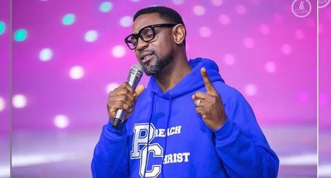 """I Was The Chief Priest Of ""Black Axe"" At UNILORIN - COZA Pastor Fatoyinbo"