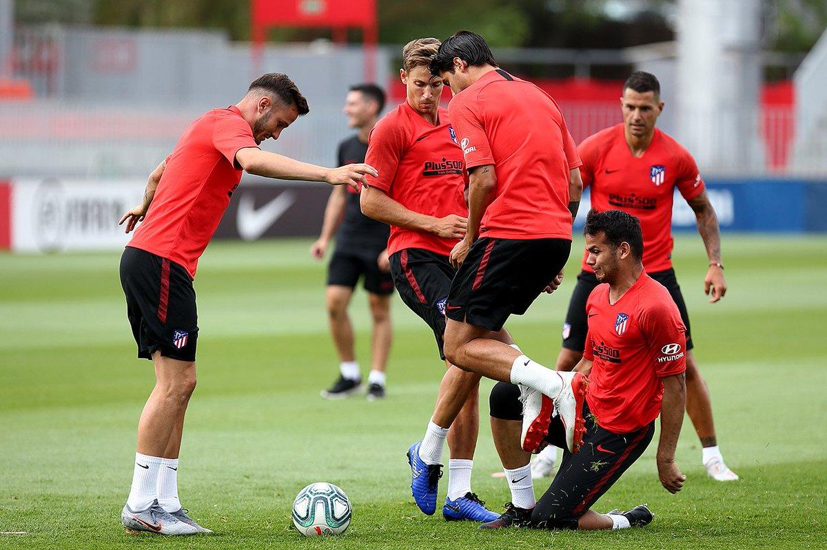 D-nsrVUXUAA7hKY El nuevo Atlético de Madrid vuelve al trabajo - Comunio-Biwenger