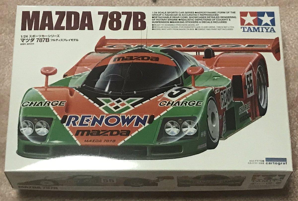 タミヤ 1/24 スポーツカーシリーズ No.352 マツダ 787B プラモデル 24352に関する画像21