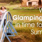 Ever been glamping? You could win a glamping break for up to four people. Find out more https://t.co/8mBbwUUXSe