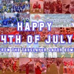 Image for the Tweet beginning: Wishing everyone a Happy 4th
