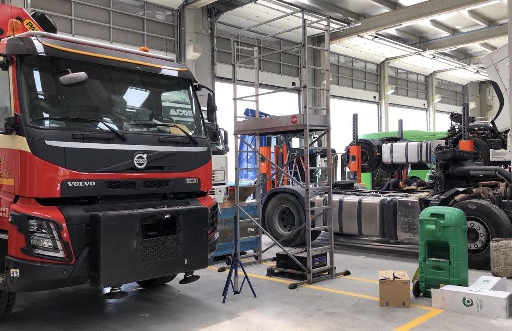 Foto cedida por Volvo Trucks