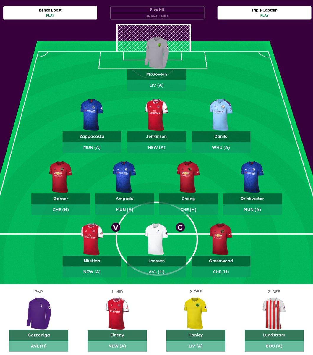 Best Fantasy 2020 Always Cheating Fantasy Premier League (#FPL) on Twitter: