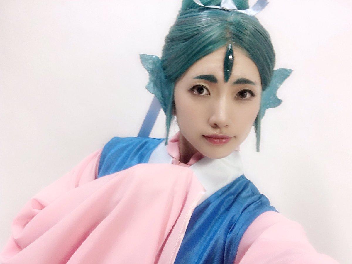 """小林 亜実 on Twitter: """"舞台「かくりよの宿飯 折尾屋編」ビジュアル ..."""