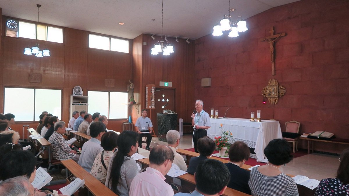 Japan - 49th Annual Meeting of #Salesian Parishes of Tokyo  https://t.co/0ejbK4MY6F https://t.co/3V2nSWfNV9