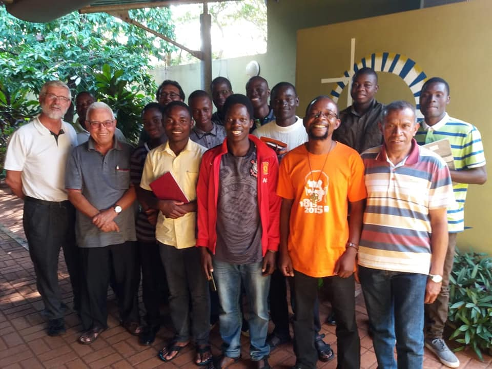 Mozambique - Meeting of #SalesianBrothers  https://t.co/9kOkevyxQu https://t.co/mJSh1e1lFn