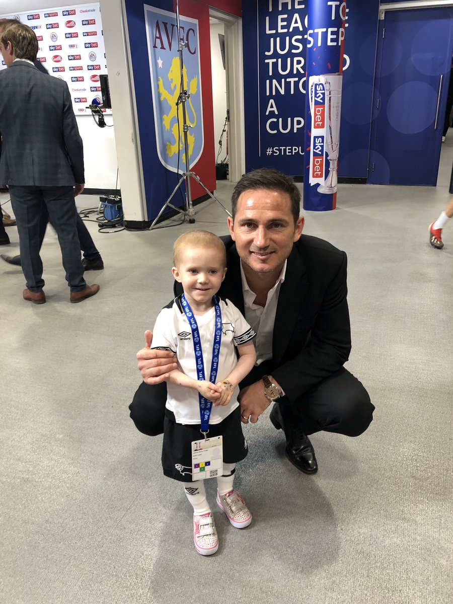Audrina would like to say a massive congratulations to Frank Lampard for his new job at Chelsea FC. You have been soo lovely to Audrina and helped us make some great memories! Audrina will miss you but we wish you the best of luck for the future ❤️